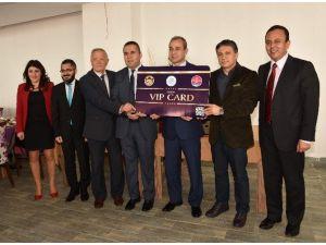 Alanya'da VIP Card Uygulaması Tanıtıldı