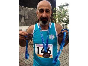 Bursalı Atlet Türkiye Şampiyonasında İki Birincilik Aldı