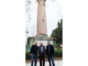 Burhaniye'de Çerkez Minaresi İlgi Odağı Oldu