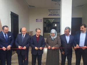 Vali Tapsız, Camii Açılışını Yaptı