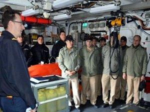 NATO deniz gücünden Karadeniz'de Kuvvet Entegrasyonu Eğitimi