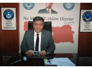 Türk Eğitim Sen Şube Başkanı Haydar Urfalı: