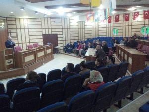 Çka'dan Mali Destek Programı İlçe Toplantıları