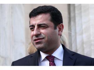 Demirtaş: Hükümetimiz çok hevesli ama Suriye'yle savaş olmaz