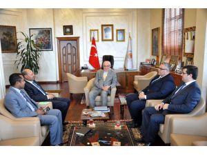 Büyükelçi yardımcısı Hagos: Etiyopya ile ticari ilişkilerin arttırılması lazım