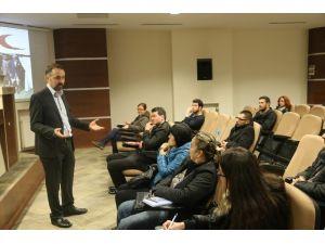 ETSO'da Uygulamalı Girişimcilik Eğitimleri Başladı