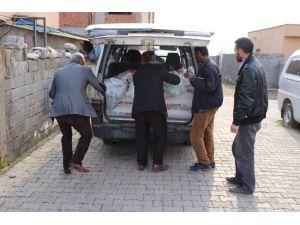 Şanlıurfa'daki STK'lardan Silopi'ye Yardım