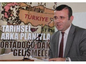 """Prof. Dr. Yıldız: """"Orta Doğu İslam İle Huzur Bulur"""""""