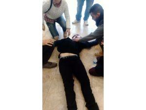 Anadolu Üniversitesi'nde Arbede: 1 Yaralı