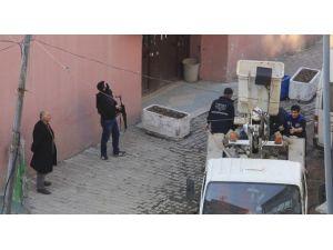 Hakkari'de Güvenlik Önlemi Üst Seviyeye Çıkarıldı