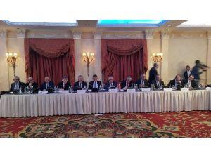 BTK Demiryolu Hattı Projesi 7. Üçlü Koordinasyon Konsey Toplantısı
