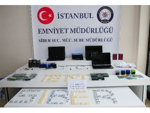 İstanbul'da Köstebek Operasyonu: 20 Gözaltı