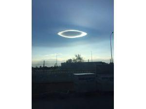 Antalya'da esrarengiz gök olayı