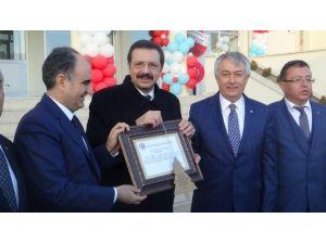 """Hisarcıklıoğlu: """"Eğitime Yatırım Yapan Kazanır"""""""