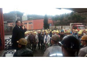 """""""TTK'daki işçi açıkları, tehlikeli boyutlara geldi"""""""