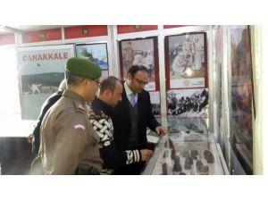 Çanakkale 1915 Gezici Müzesi Köyceğiz'de