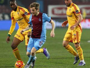 Trabzonspor: 2 – Kayserispor: 1