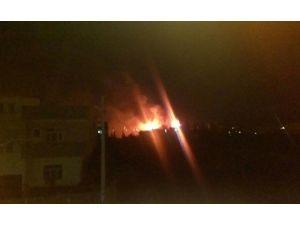 Nusaybin'de Bir Okul Yakıldı, Bir Okula İse Molotoflu Saldırı Düzenlendi