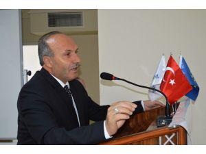 Bitlis'te 'Mesleki Eğitimde Kalitenin Arttırılması Projesi' Tanıtıldı