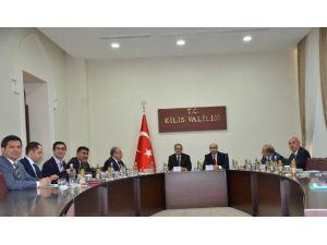 İka Yönetim Kurulu Kilis'te Toplandı