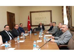 Amasya'da Sulama Projelerinde İşbirliği Dönemi