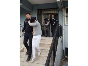 Antalya'da Uyuşturucuya Üç Tutuklama