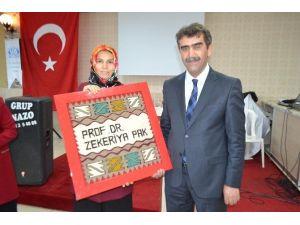 Osmaniye'de AK Parti'li Kadınlar Şehit Aileleri Ve Gazilerle Buluştu