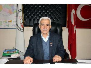 Gaziantep Şehit Aileleri Derneği Başkanı Hamza Bayındır: