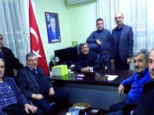 Ahıskalılar Vakfı Genel Başkanından İhlas Vakfı Esentepe Yurduna Ziyaret