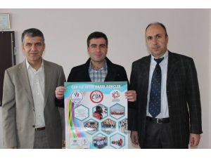 Erzincan'da Gençlere Temel Afet Bilinci Seminerleri Düzenlenecek