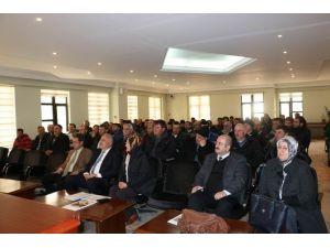 Tarım Teşkilatı Ahıska Türkleriyle Bir Araya Geldi