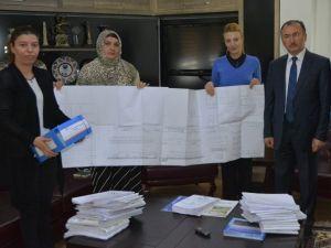 Ardahan Belediyesi Örnek Tip Ahır Projelerini Tamamlandı