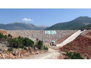DSİ 'Den Gündoğmuş İlçesine 4 Yeni Baraj