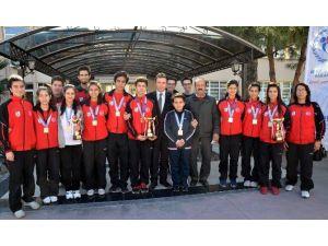 Aydın'dan Atıcılıkta 3 Kupa Birden