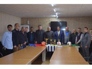 Kırıkhan'da Suriyeliler Arası Futbol Turnuvası Başlıyor
