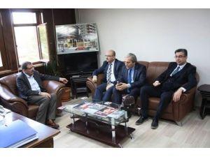 Kocaeli Milletvekili Şeker'den Osmaneli Belediyesi'ne Teşekkür