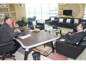 İl Müdürü Yıldız'dan Başkan Duymuş'a Ziyaret