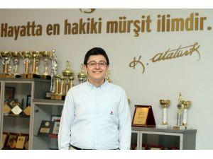 Özel Sanko Koleji Öğrencisinin Coğrafya Olimpiyatı Başarısı