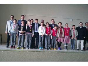 Beyşehir'in Okullarında Yarışma Heyecanı