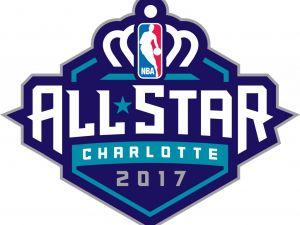 NBA All Star 2017, logosuyla Kraliçe Charlotte'u taçlandırıyor