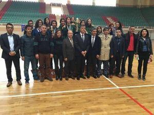 Diyarbakır'da Basketbol Heyecanı