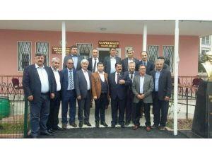 Antalya Muhtarlar Derneği'ne 250 Yeni Muhtar Kayıt Yaptırdı