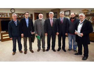 Başkan Karaosmanoğlu STK'lar İle Buluştu
