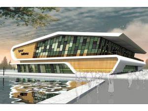Karaman'da 3 Bin Kişilik Spor Salonu