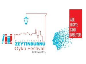 Dünyaca Ünlü Yazarlar Öykü Festivalinde Buluşuyor