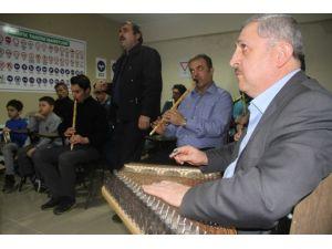 Meşk-i Ney'den Başkan'a Özel Dinleti