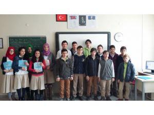 Gümüşhane Özel Bahar Ortaokulu yine zirvede