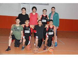 Beydağı Anadolu Lisesi, Basketbol Turnuvasına Hazırlanıyor