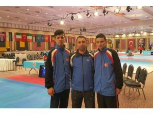Genç Taekwondocular Foça'yı Temsil Etti