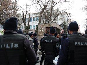 Cebeci Yerleşkesi'nde güvenlik önlemleri artırıldı